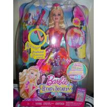 Muñeca Barbie Puerta Secreta Con Luces Y Canciones