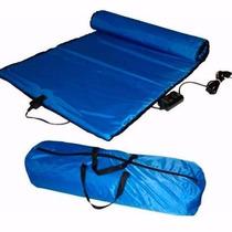 Manta Térmica Infravermelho Azul Estética 50 X 100 Cm 220v
