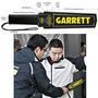 Garrett Superscanner Detector Metales Armas Seguridad Nuevos