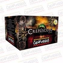 Torta Pirotecnia Crepusculo 25 Tiros