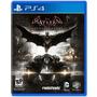 Batman: Arkham Knight 1° Inglês Ps4 Mg
