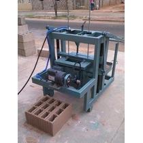 Kit Construye Maquina Ponedora De Bloques De Concreto 10-12c