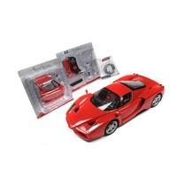 40 Edições, Peças E Fascículos Ferrari Enzo 1/10 Deagostini