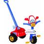 Tico Tico Avião Velotrol Triciclo Magic Toys