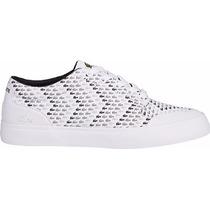 Zapatillas Lacoste 4hnd Blanco Originales Nuevas Mujer