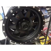 Rin 17x8.5 Method Wheel 301 Bar 6x135 Negro Mate