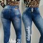 Jeans Pantalon De Dama Studio F Moda Colombiana