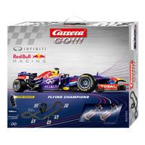 Autorama Carrera Go!!! Flying Champions F1 Pronta Entrega