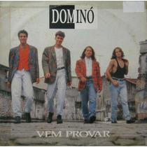 Dominó - Lp Single Vem Provar - (loucura Sin Partitura) 1992