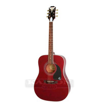 Guitarra Acustica Epiphone Pro1 Plus Wine Red