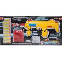 Brinquedo Arma Nerf N-strike + Acessórios-importado