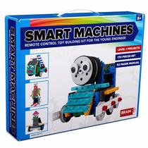 Maquina Inteligente Juguete Creativo Set Control Remoto