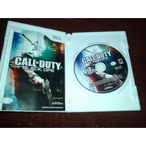Call Of Duty Black Ops Para Nintendo Wii