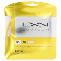 Set De Cuerdas Luxilon 4g Rough Para Tenis
