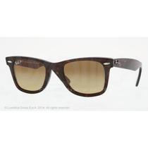 Gafas Ray Ban Rb2140 Wayfarer Original Brown, Brown