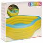 Pileta Plata Intex Bicolor 57495np