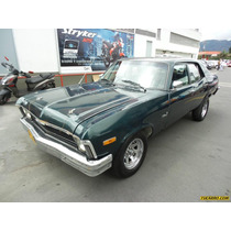 Chevrolet Otros Modelos Nova