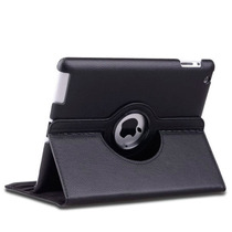 Funda Giratoria 360 Simil Cuero Para Ipad 2