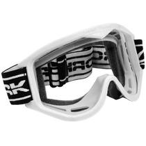 Oculos Motocross Pro Tork 788 Trilha Off Road Cross Branco