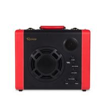 Caixa De Som Amplificada Bluetooth Raveo - Usb P2 Lançamento