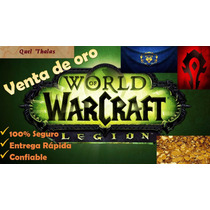 Oro World Of Warcraft (quel