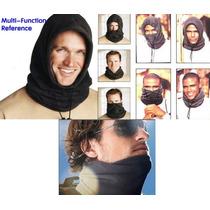 Casaca Mascara Motociclistas Invierno 6 En 1 Material