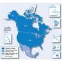 Mapa City Navigator America Do Norte P/ Gps Garmin