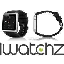 Pulseira Relógio Iwachtz Para Ipod Nano 6ª Geração