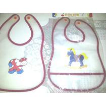 Baberos De Bebes Para Maternales Y Guarderia
