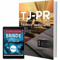 [pré-venda] Apostila Tj-pr 2017 - Técnico Judiciário