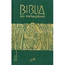 Bíblia Do Peregrino - Novo Testamento - Capa Dura