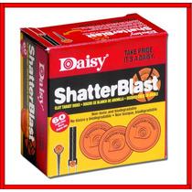 Caja De Discos Para Tiro Al Blanco Daisy Rifle Pcp Aire Diab