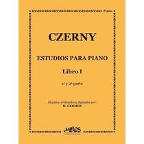 Czerny - Estudios Para Piano - Libro 1 (1° Y 2° Parte)