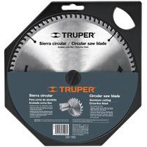 Sierra Para Aluminio 10 Pulgadas 80 Dientes Truper 18310