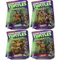 Tartarugas Ninja: Raphael, Donatello, Leonardo & Michangelo