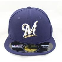 Gorras Originales New Era Beisbol Milwaukee Brewers 59fifty