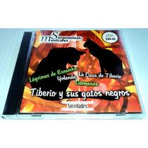 Serpentinas Musicales / Tiberio Y Sus Gatos Negros Cd