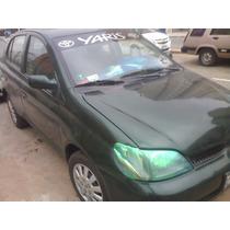 Vendo Toyota Yaris De Uso Particular Documentos En Regla