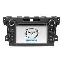 Autoestereo Navegador Mazda Cx7 Gps 07 08 09 10 11 12 Dvd Bt