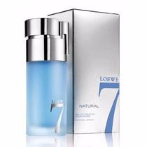 Loewe 7 Natural 50 Ml, Eau De Toilette Spray, 100% Original