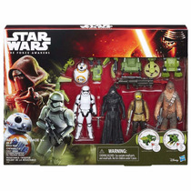 Star Wars Figurinas El Despertar De La Fuerza, 3.75in, Jungl