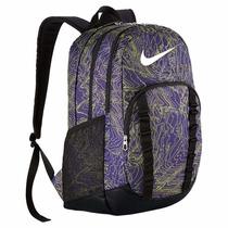 Mochila Nike Brasilia 7 Backpack Graphic Med Ba5118 Original