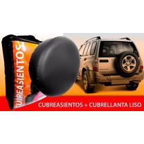 Tracker Cubreasientos 05 - 07 + Cubrellanta