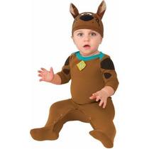 Disfraz 12 A 18 Meses Bebe Scooby Doo Scoby Niño Perro