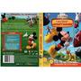 La Gran Busqueda De La Casa De Mickey Mouse- Dvd- Original!!