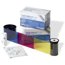 Ribbon Datacard Sp35 Sp55 Kit Ymckt 500 Imagenes