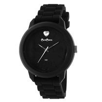 Reloj Caro Cuore Time P/mujer, Silicona Mod: Cc02-pubk