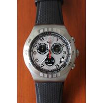 Relógio Swatch Irony Modelo Sr936sw Estado De Novo!