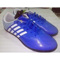 Zapatos Deportivos T Adidas Fútbol Sala Suela Lisa F50