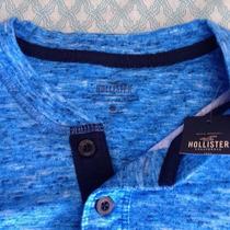 Roupa Da Hollister Blusa Original Masculina Camisa Polo